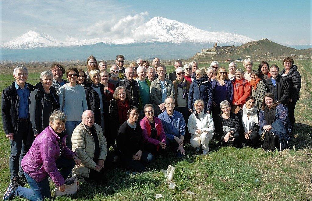 Armenia Lyderhorn og Ararat