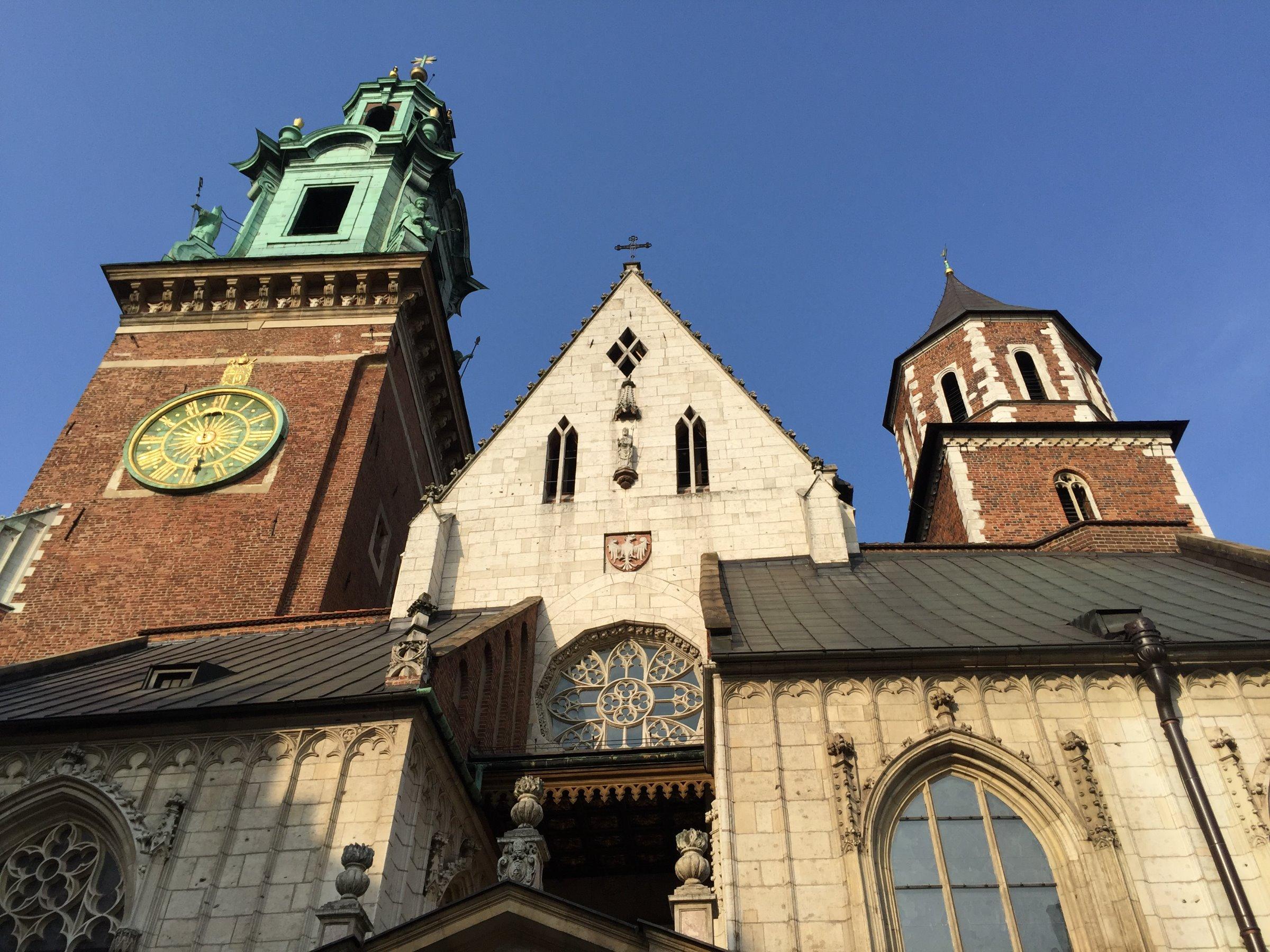 Krakow slott