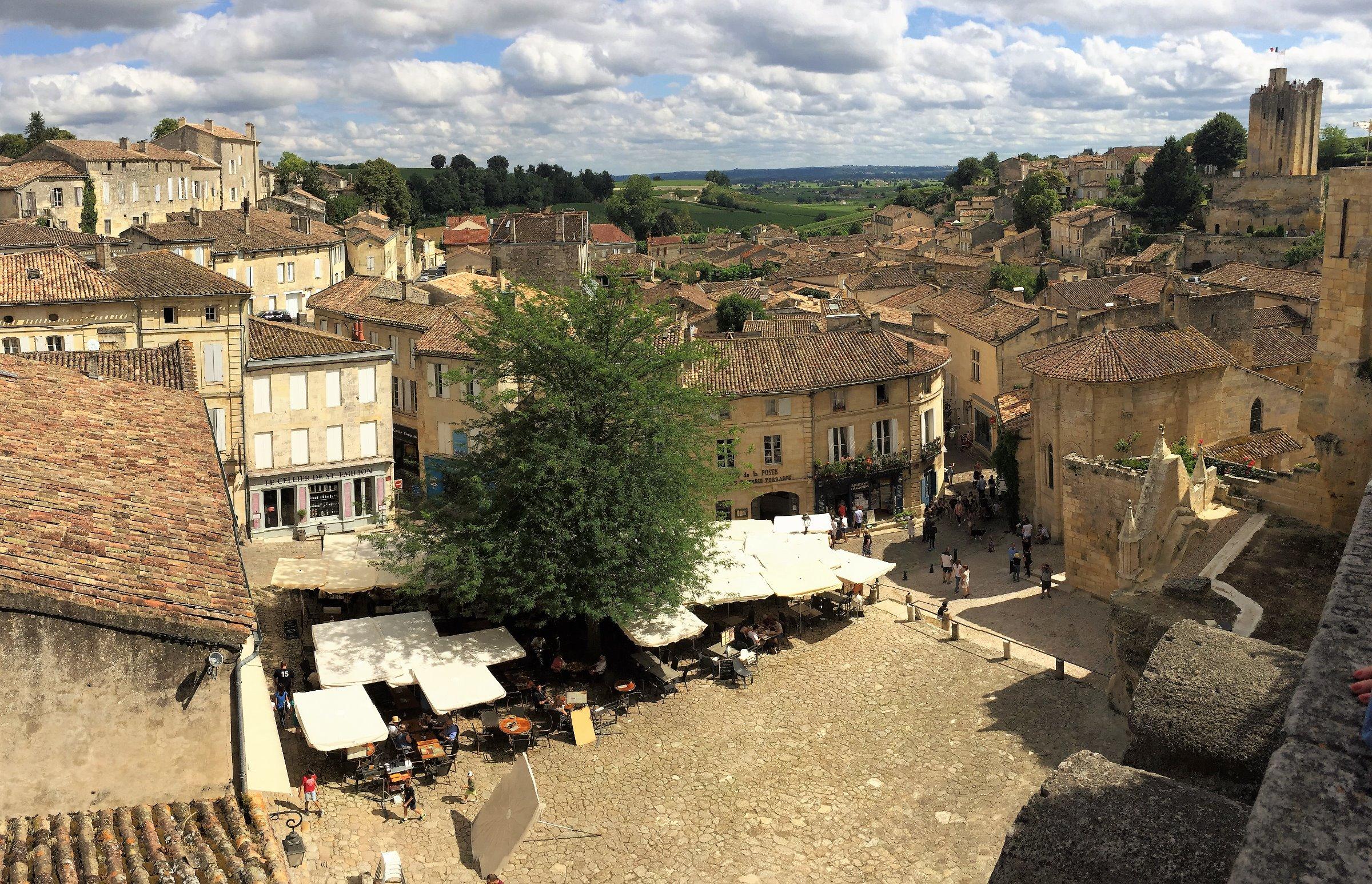 Vintur Bordeaux Saint Emilion