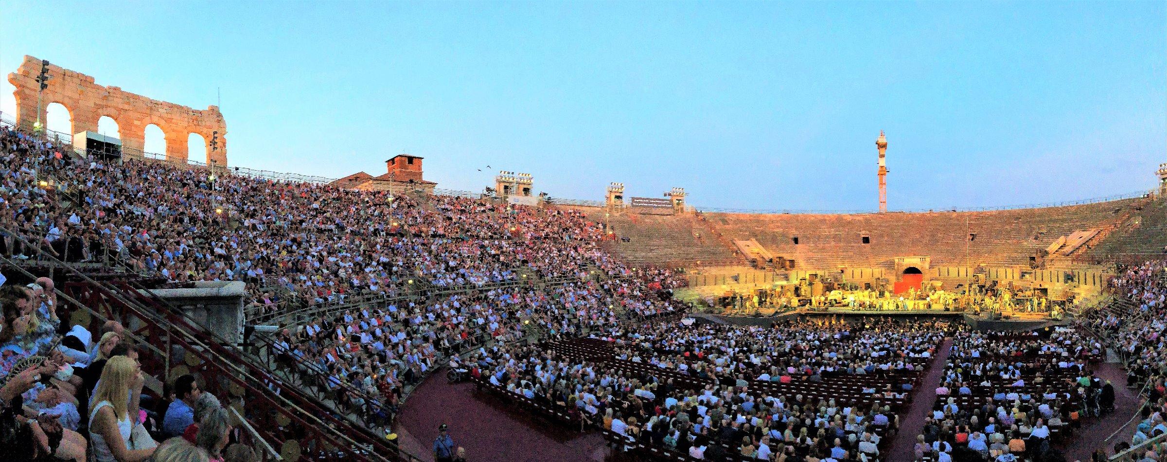 Verona opera Arena