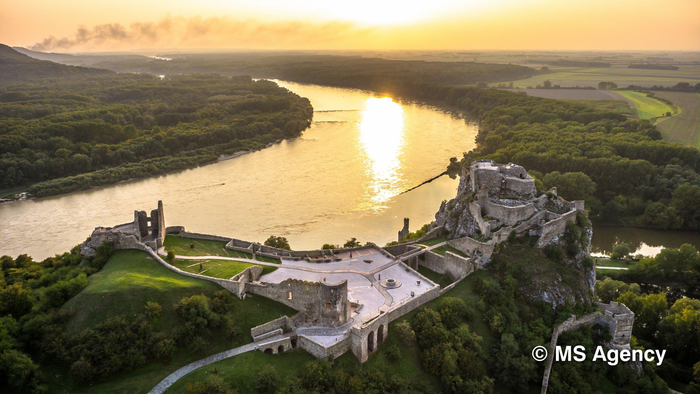 Bratislava Devin Castle