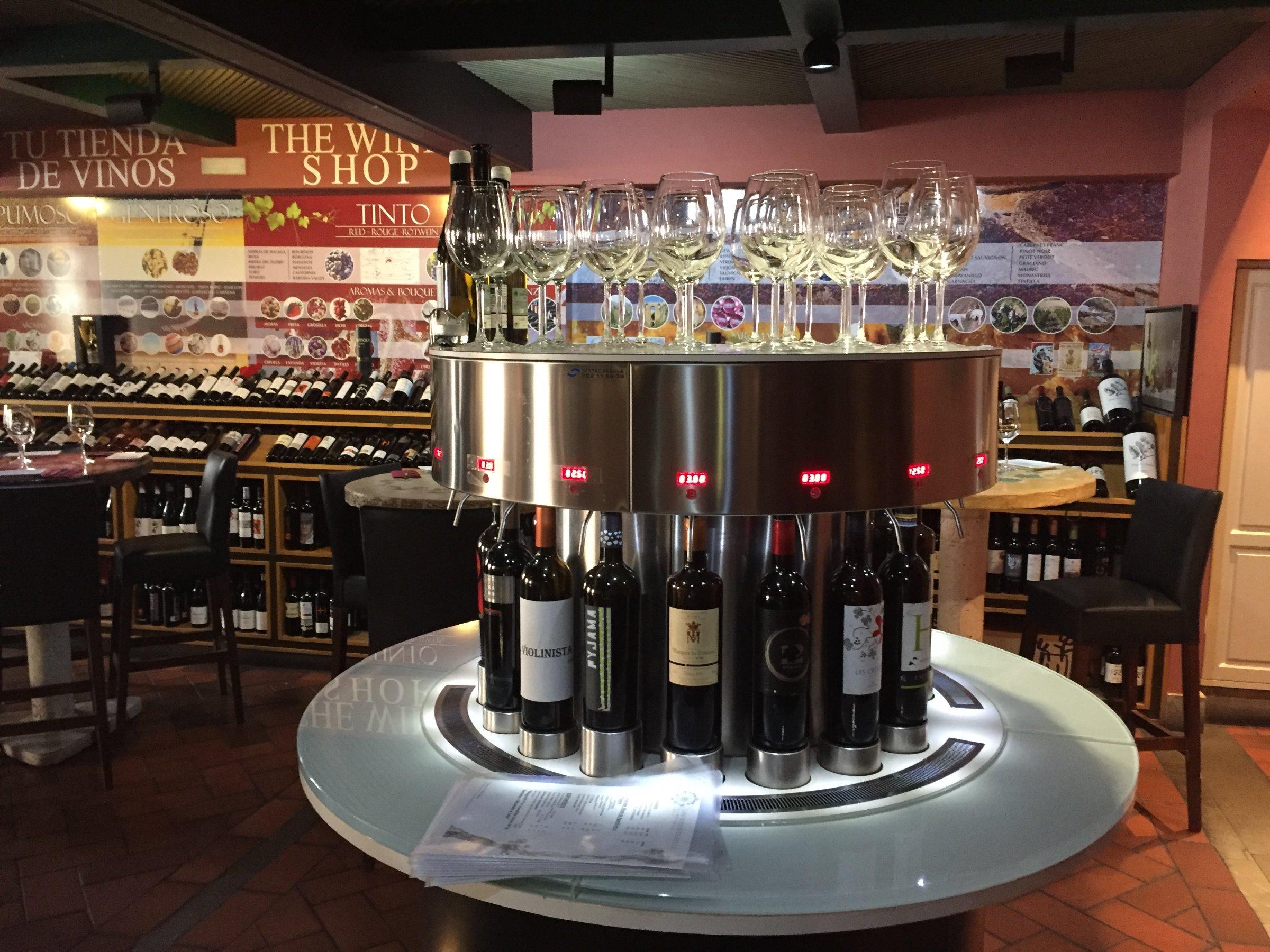 Malaga vin