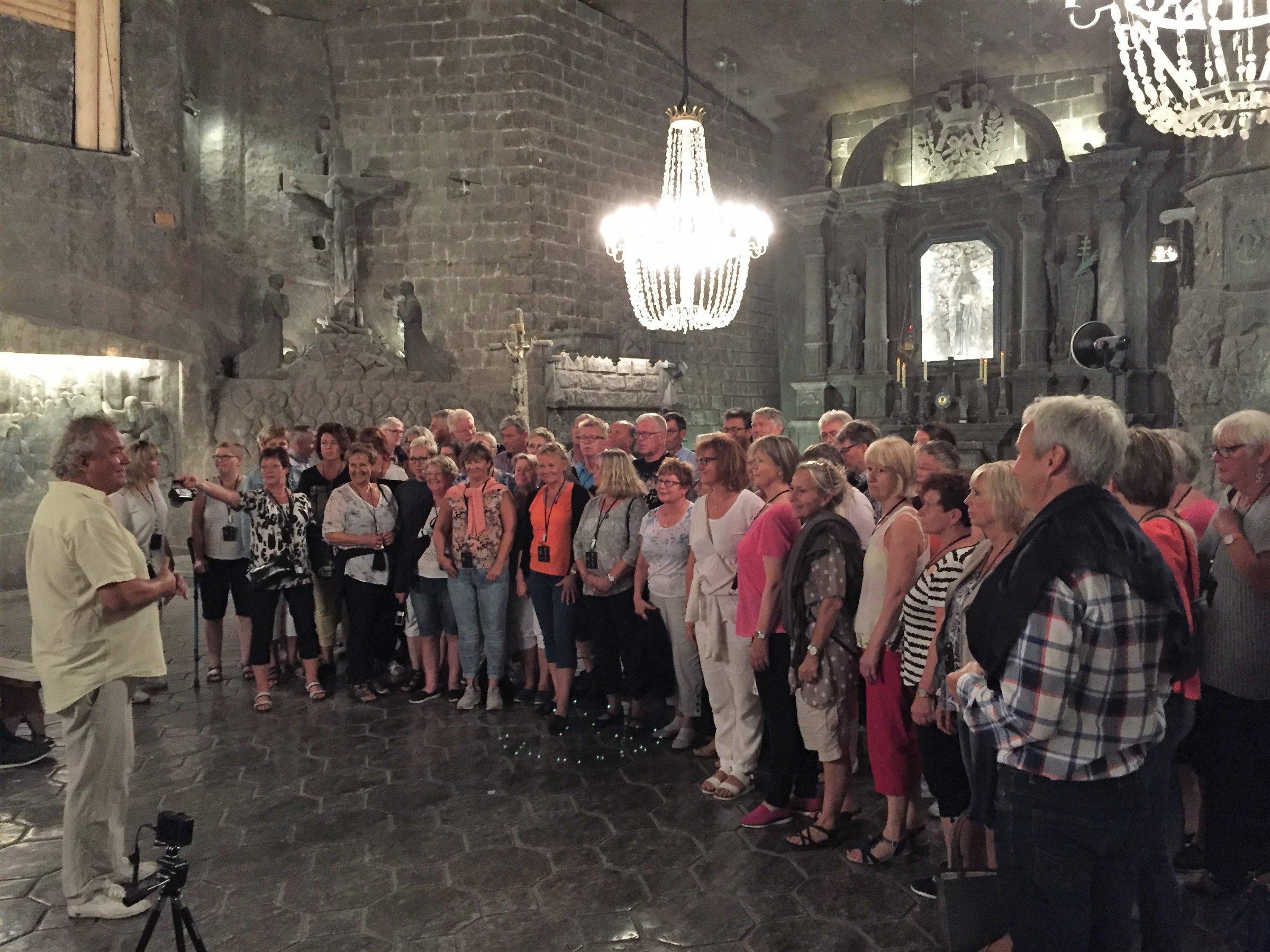 Krakow Saltgruvene