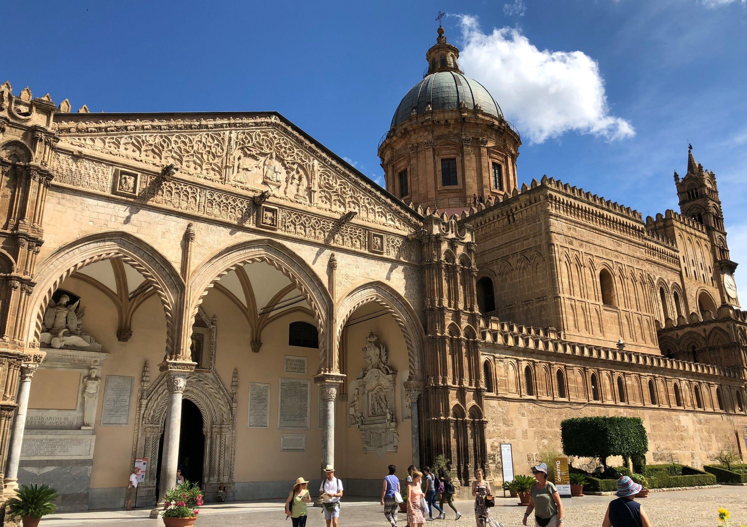 Palermo katedral