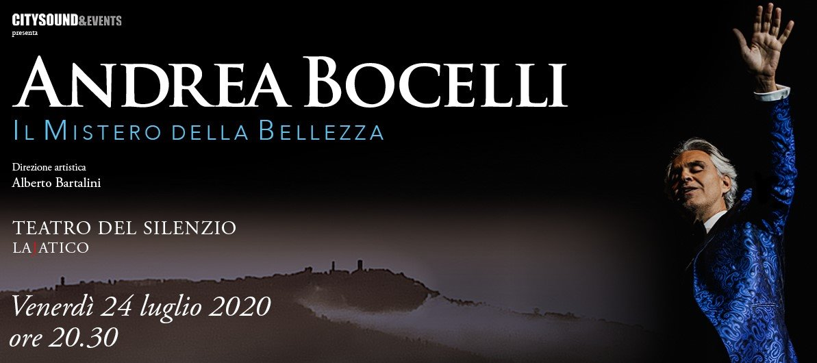 Bocelli 2020