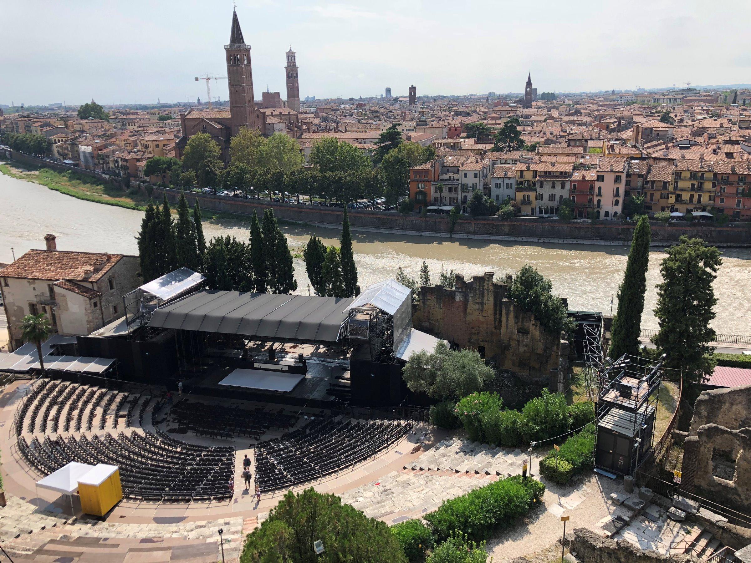 Verona teater