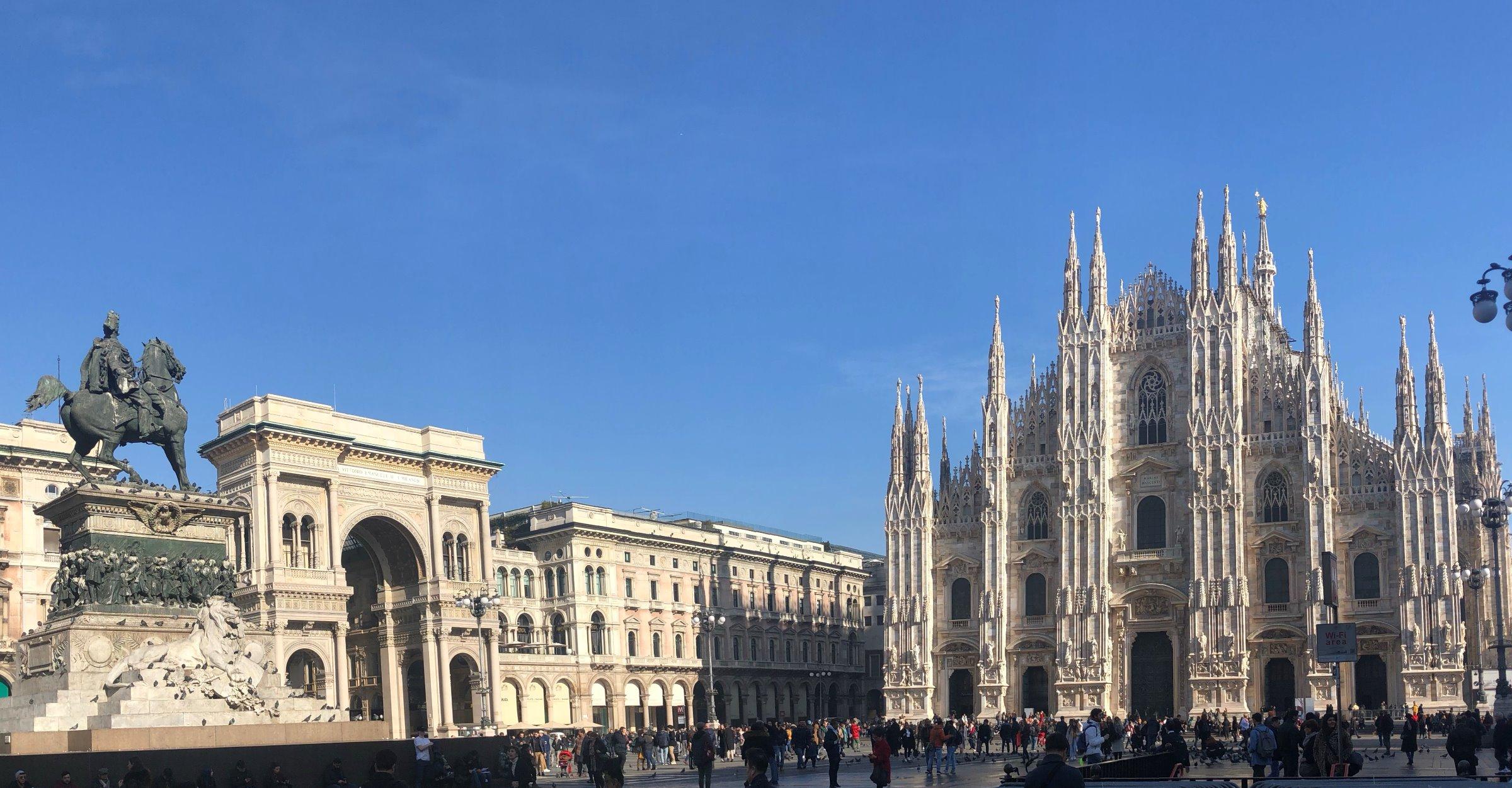 Milano firmatur