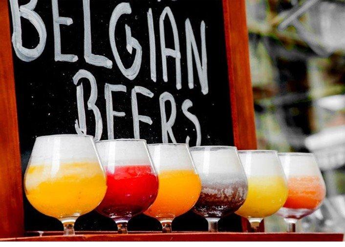 Belgia øl