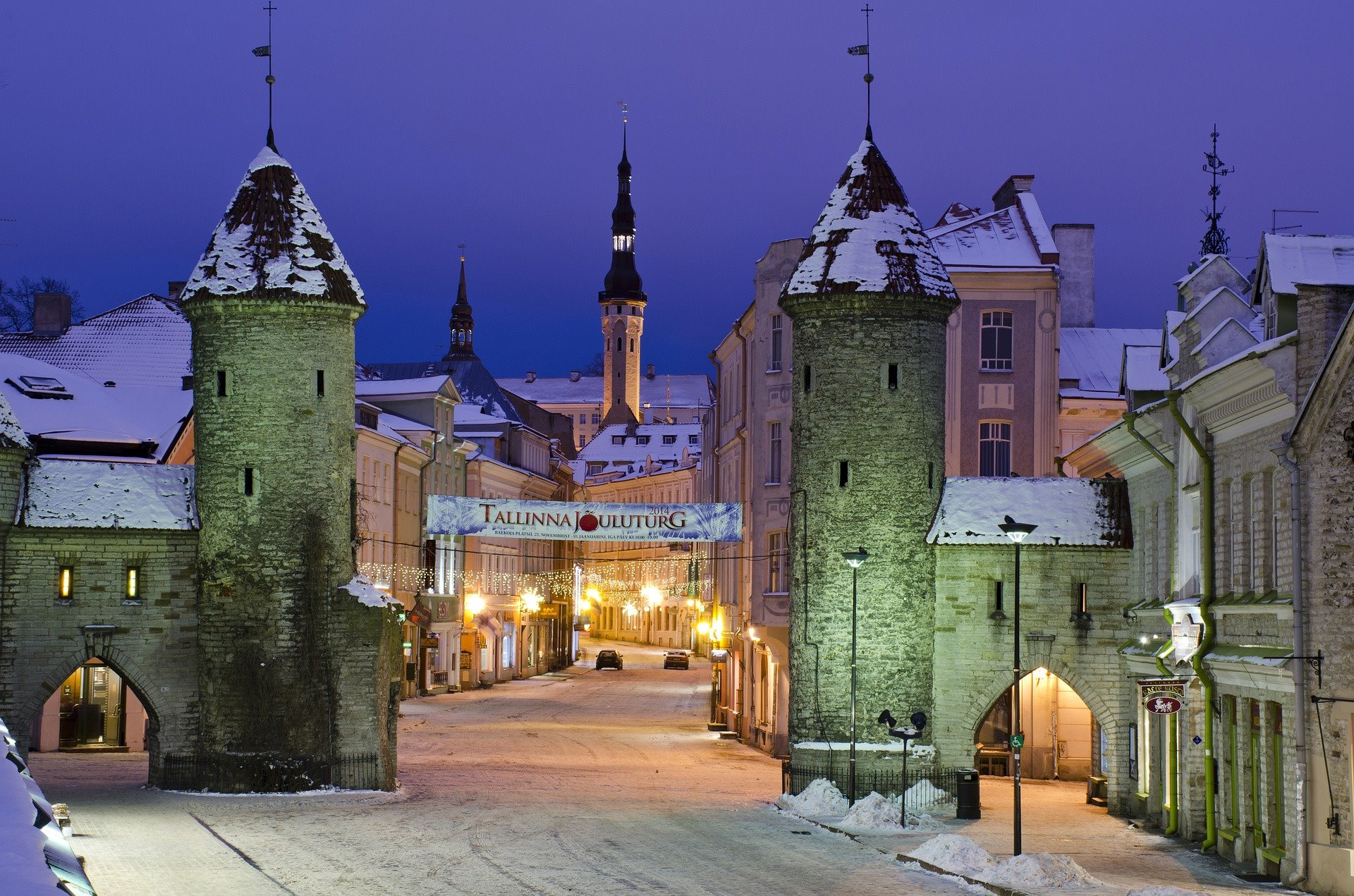 Tallinn jul