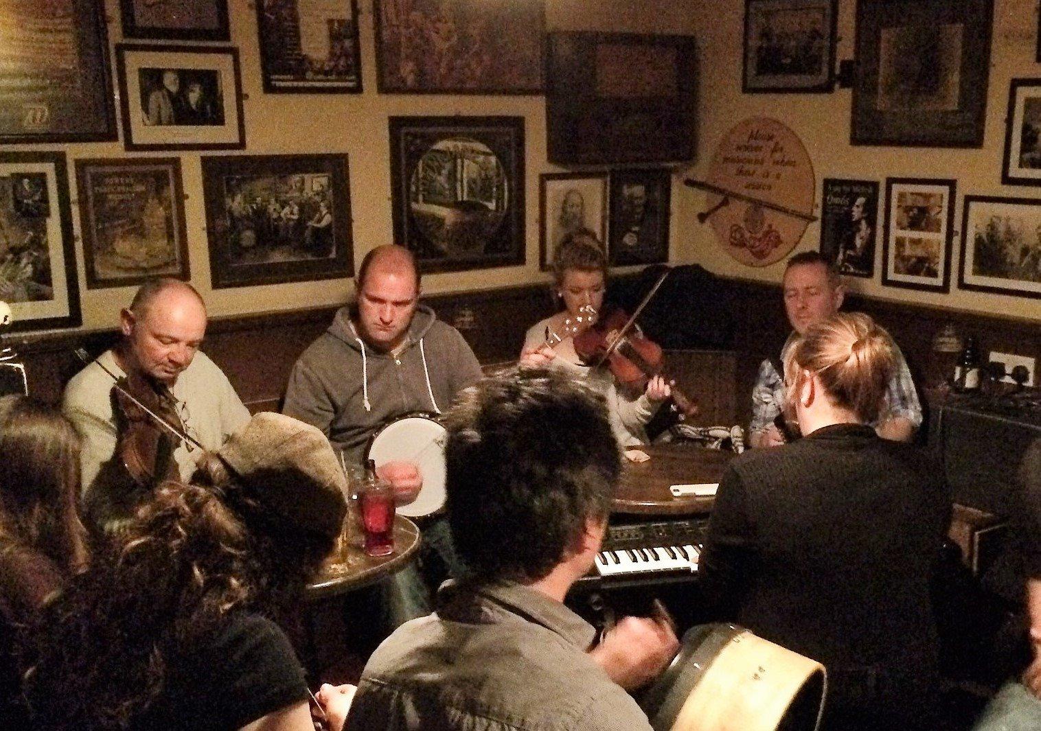Irland pub