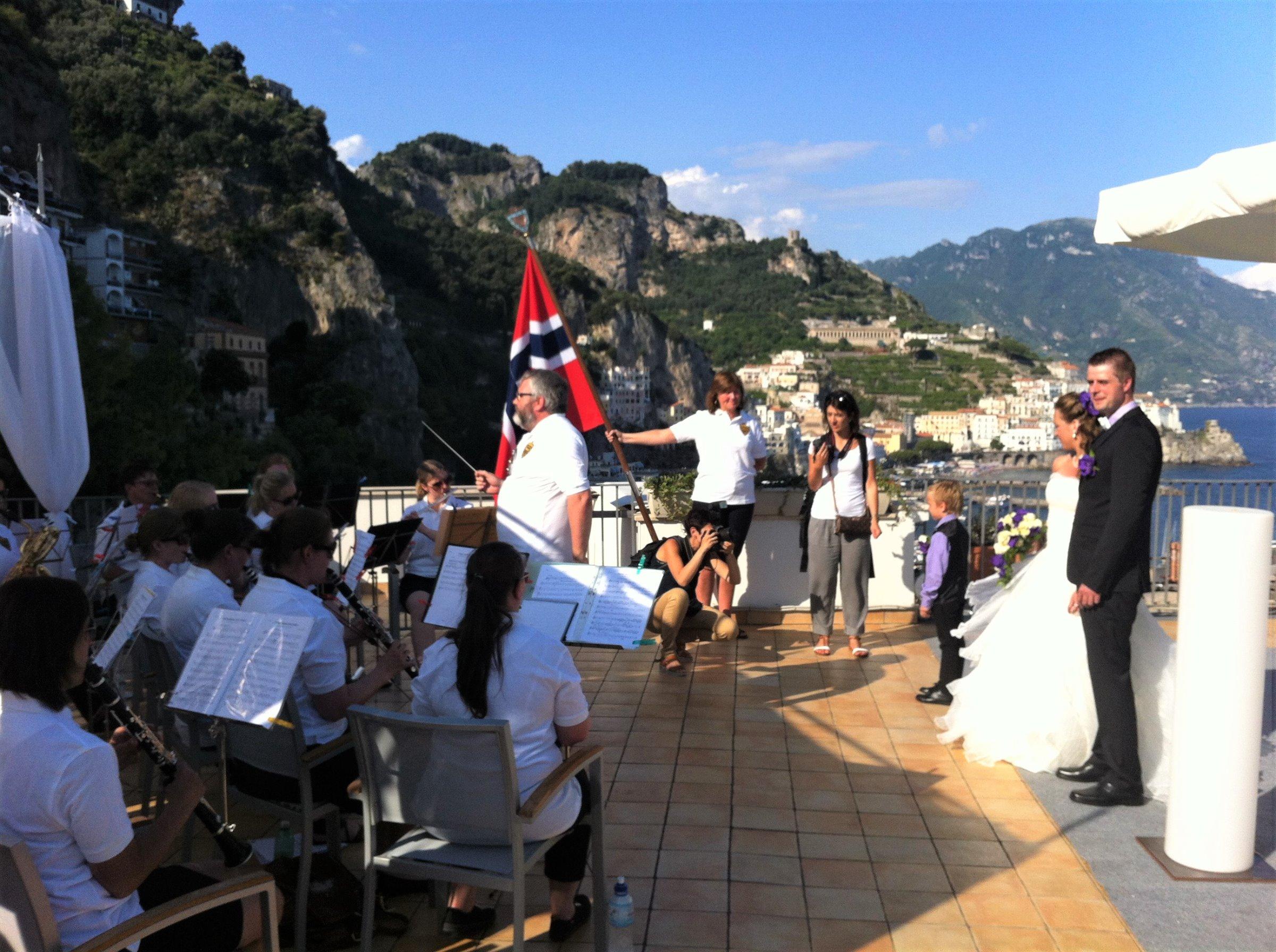 Amalfi korps
