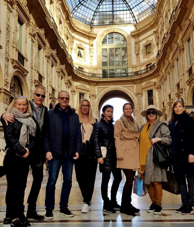 Teamet Milano