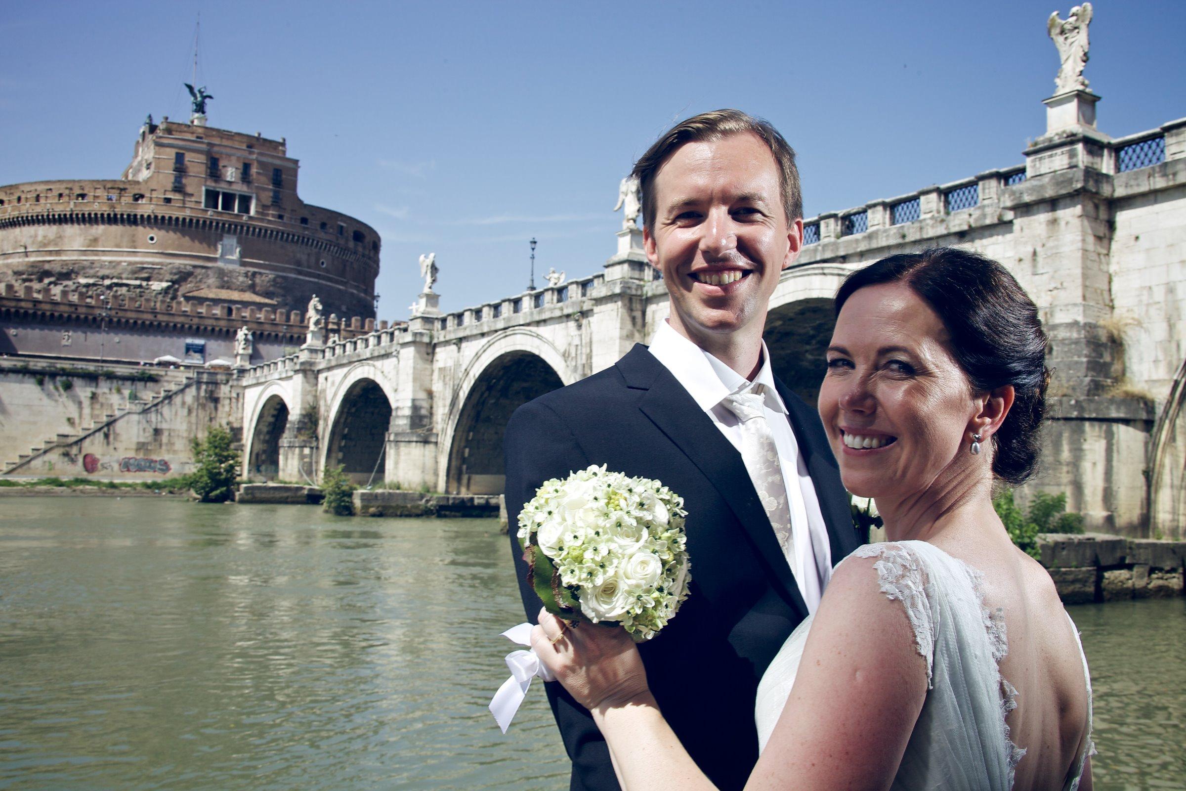 Bryllup Roma
