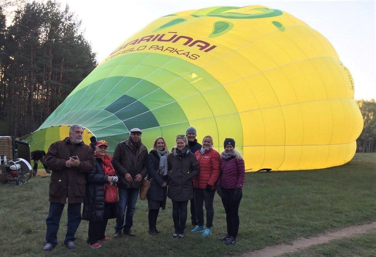 Vilnius ballong