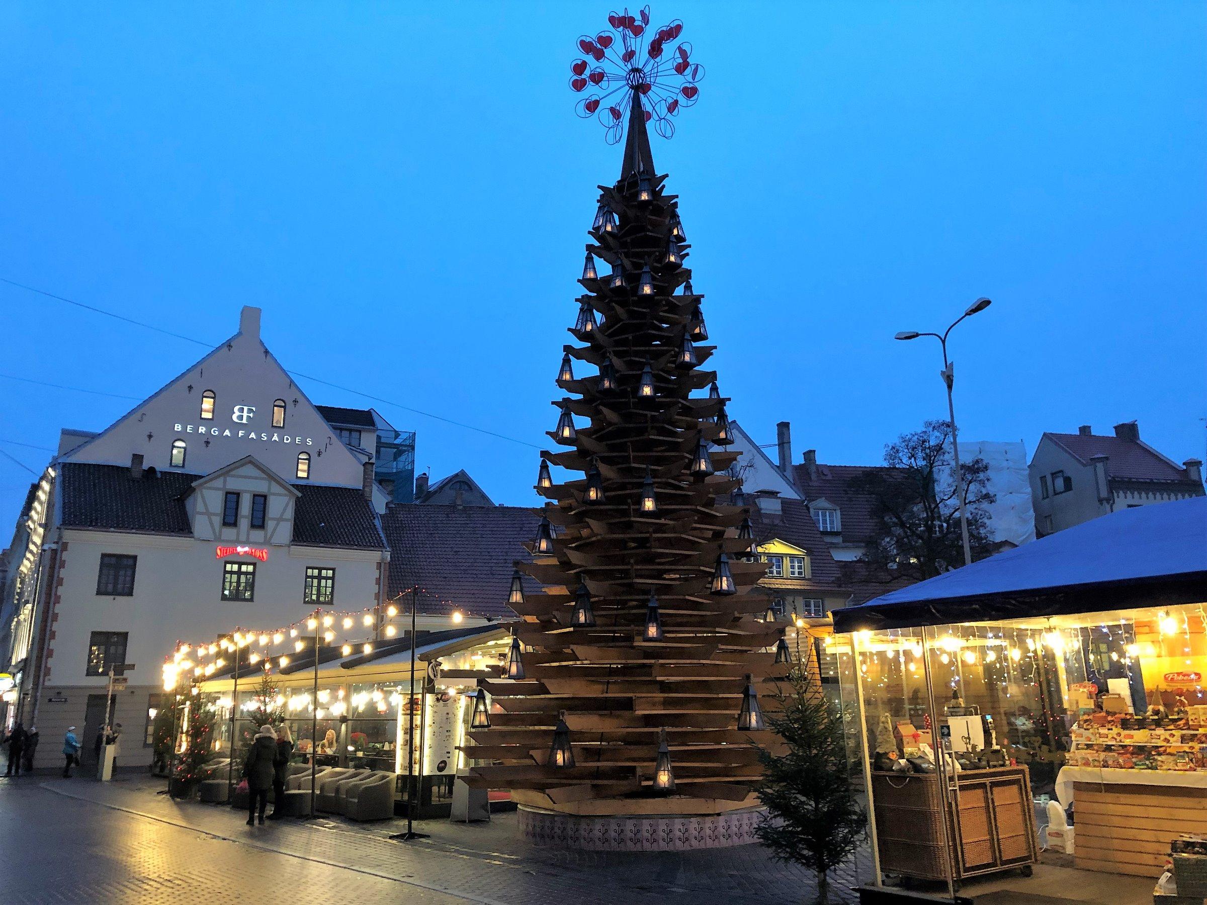 Riga julemarked