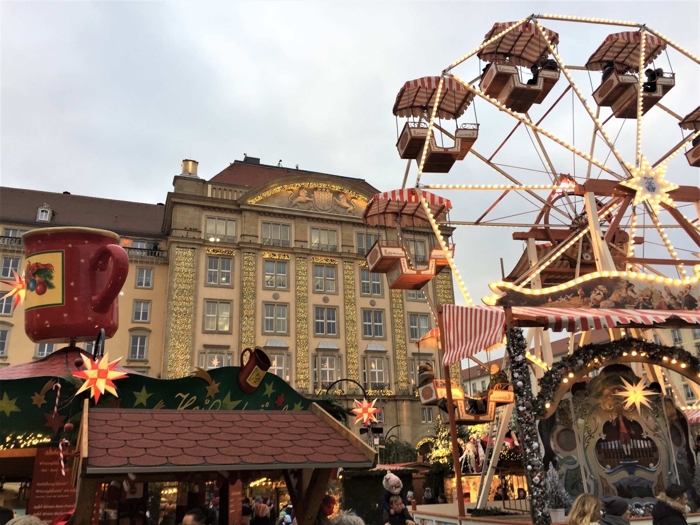 Dresden julemarked