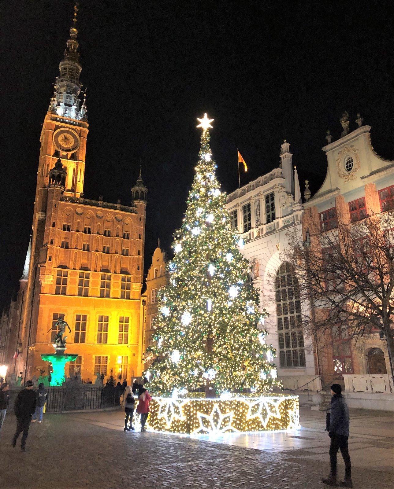 Gdansk julemarked