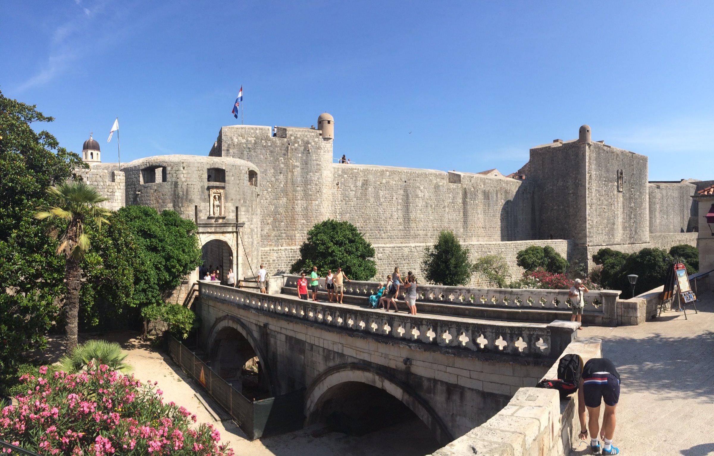 Dubrovnik Kroatia