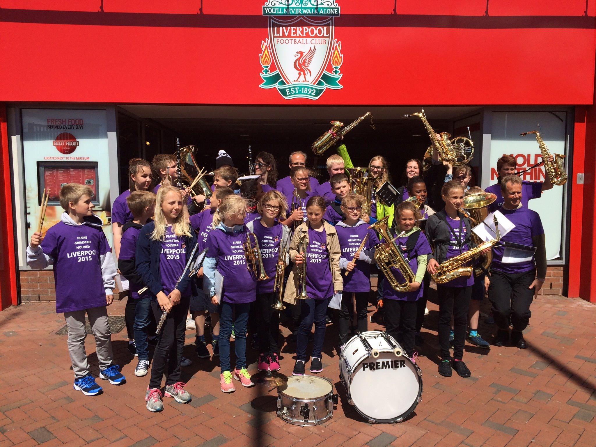 Korps Liverpool