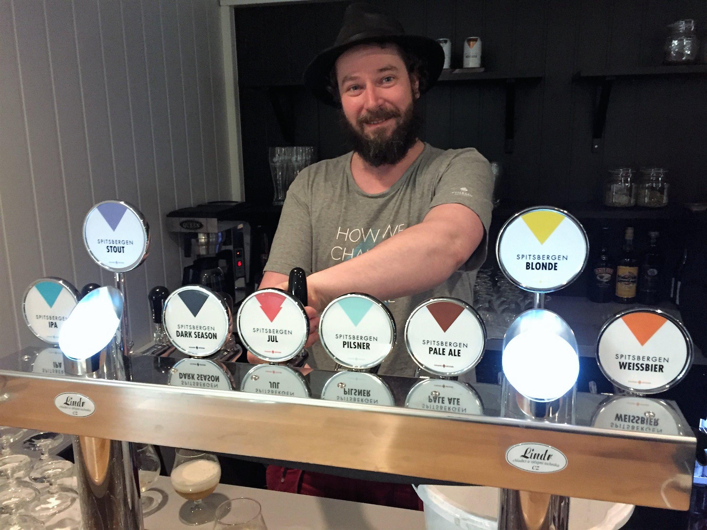 Svalbard øl