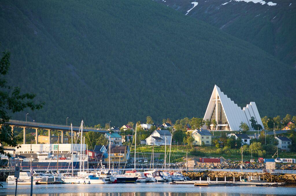 Tromsø Ishavskatedralen