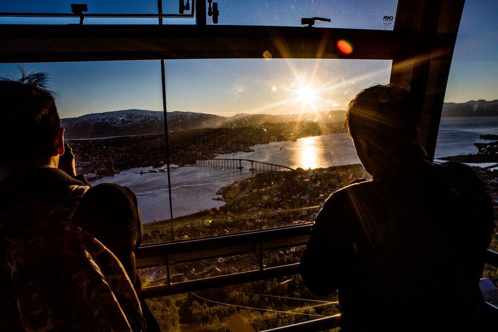 Tromsø - taubane