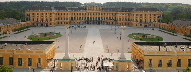 Wien Schönbrunn 2