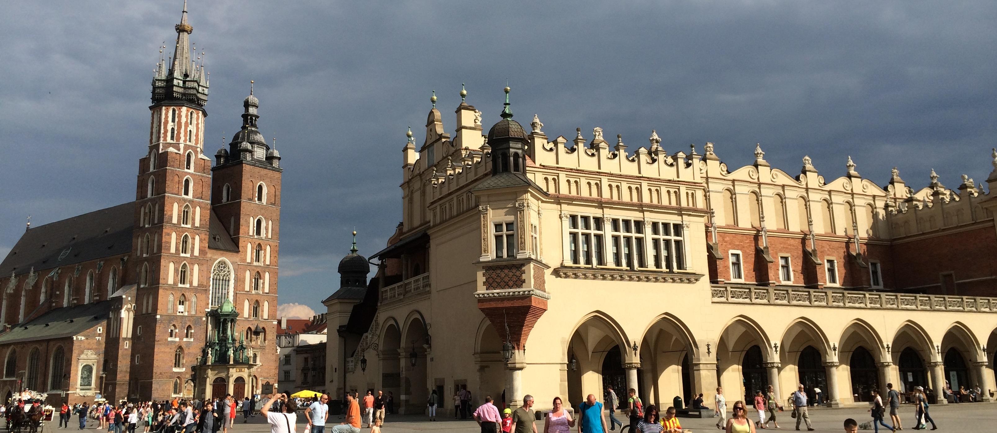 Krakow torget