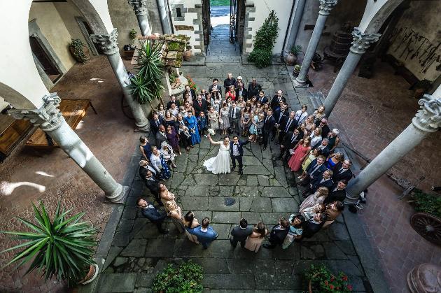 Bryllup Trebbio